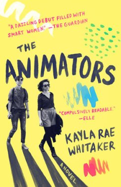 ANIMATORS COVER PBK